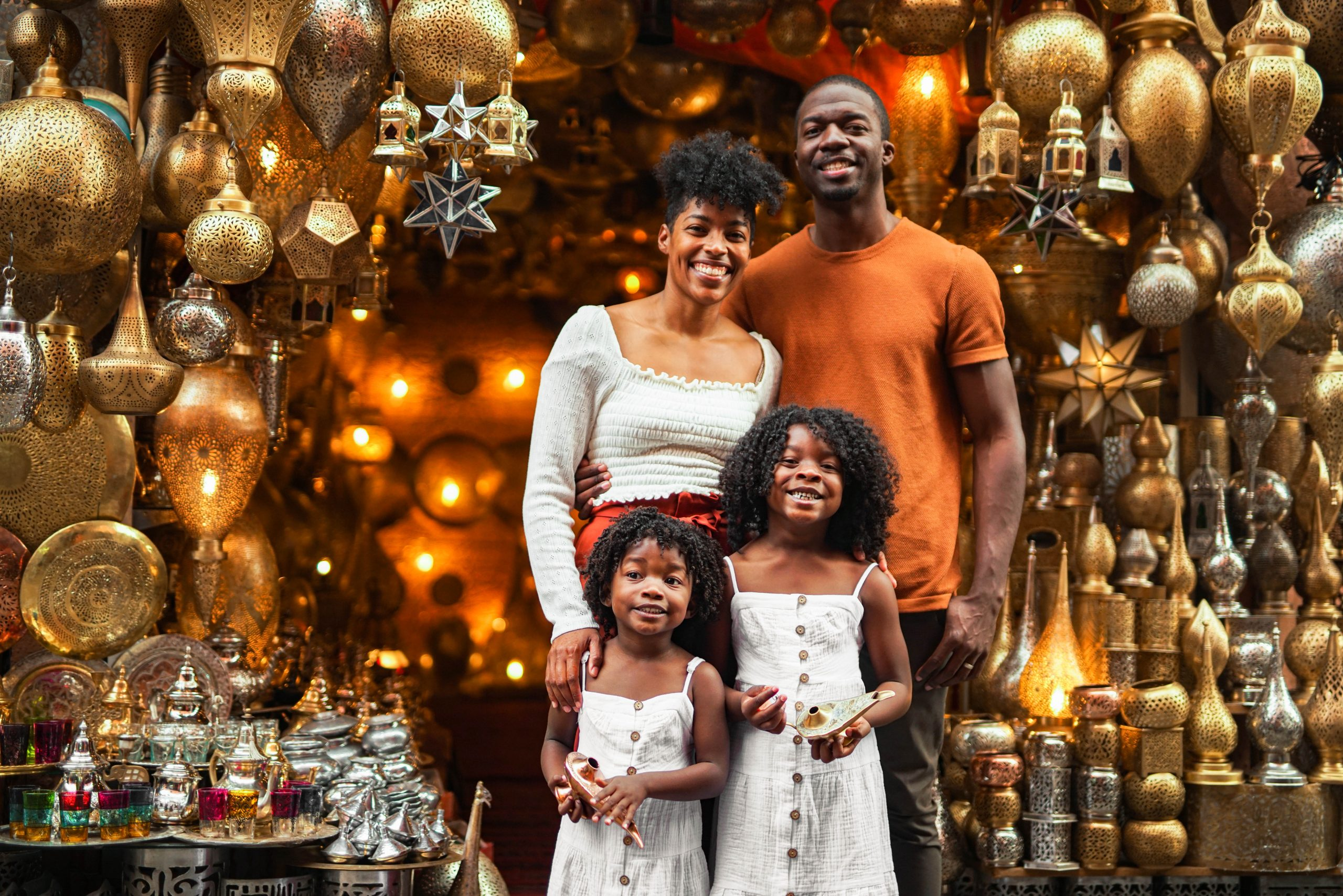 Monet Hambrick and Family - The Traveling Child